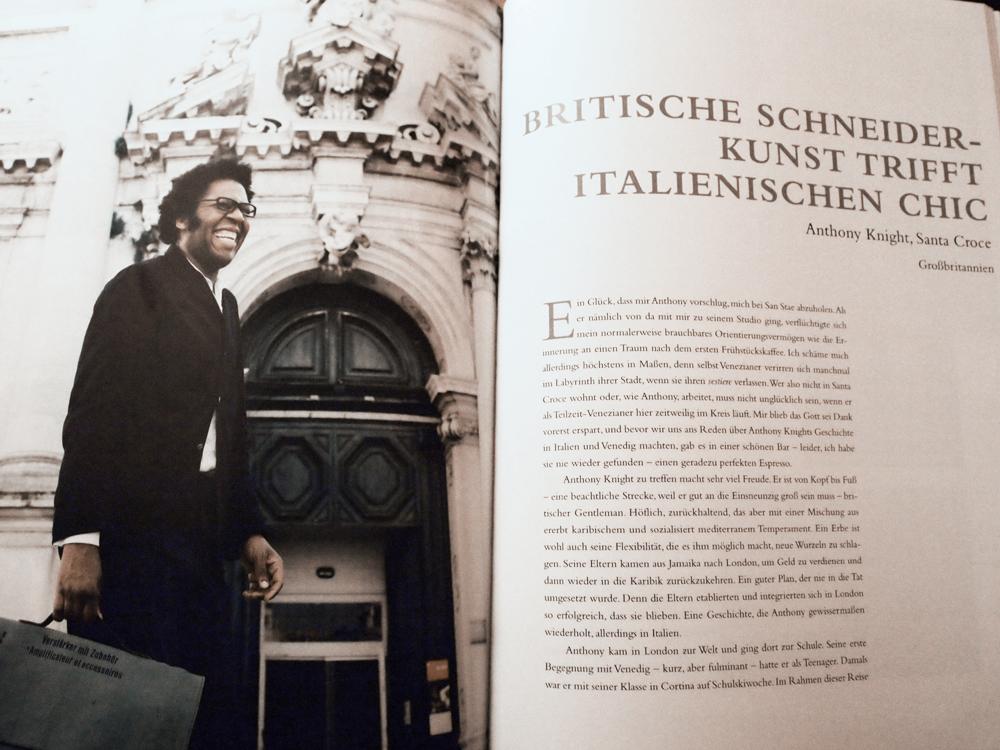 britische schneider kunst trifft italienischen chic